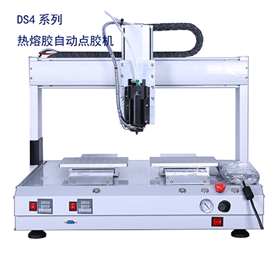 Double Y axis automatic dispenser