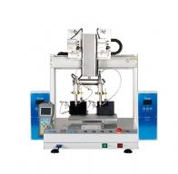 3-axis double head soldering machine