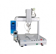 4-axis soldering machine